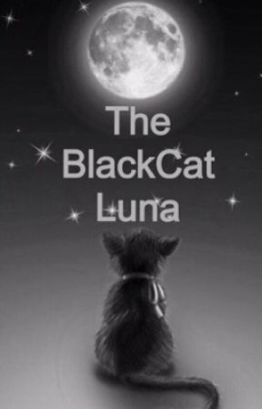 The Black Cat Luna by LunaLaila