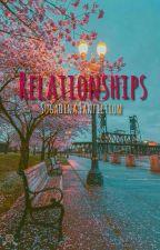 Relationships [ Sugahina Fanfiction - Hiatus ]  by mizu_soup