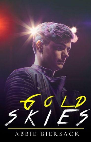 Gold skies → Martin Garrix
