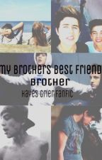 my brothers best friends brother by Zayumhayes
