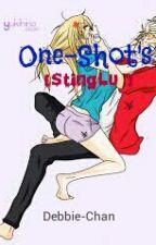 One-Shot's [Sting X Lucy] by Debbie_Zoldyck