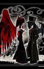 A goth story by GodsArtwork