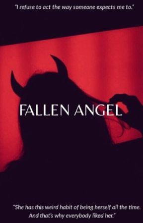 Fallen Angel by millycarver