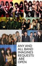 Band Member Imagines (Request's Are Open) by appetiteforduff_