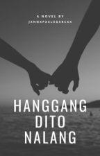 Hanggang dito na lang (One shot) by fury-gracia