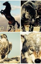 The Four Shifters by snowis