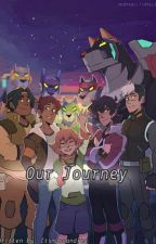 Our Journey ||Keith × Lance|| by ItsMoonAndrea