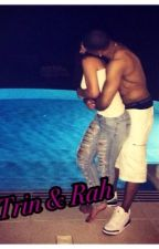 Trin and Rah by PrettyMindlessGuh