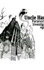 Hank's Paranormal Investigation Agency by KaizerG5