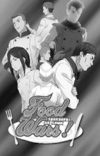 food wars : : The New Rebellion by lucassimones2