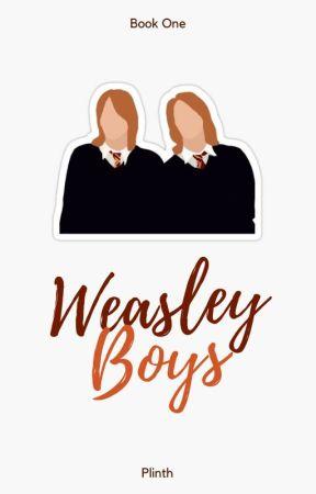 Weasley Boys // Fin by Plinth