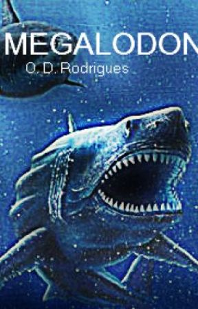 Megalodon - Incomplete still in progress by OtisRodrigues