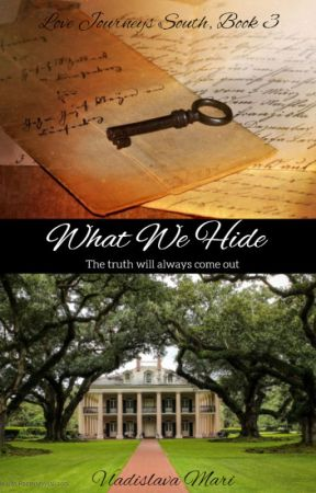 What We Hide (Love Journeys South, Book 3) by cradle_life