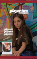 PLAYER TWO | graphics portfolio.  by cloudyjimin
