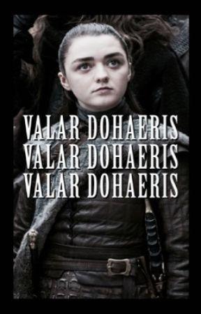 VALAR DOHAERIS ⟼ VIDEO EDIT LOTTO by tageryens