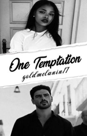 One Temptation  by goldmelanin17