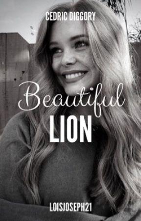 Beautiful Lion ~ Cedric Diggory by LoisJoseph21