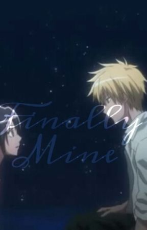 Finally mine{Maid sama fan fic} by amateur-writer