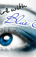 The girl with Blue eyes by Jran1599