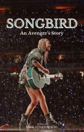 Trust || Captain America's Daughter by NatalieThatOneNerd