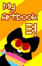 My Artbook 3! by Cat_Eater