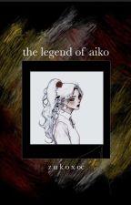 the legend of aiko - zuko x oc by MyNameIsMelonLord