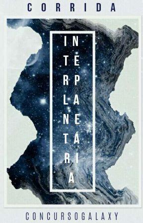 Corrida Interplanetária by concursogalaxy