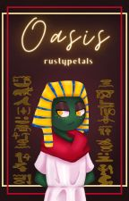 Oasis (Countryhumans) by rustypetals