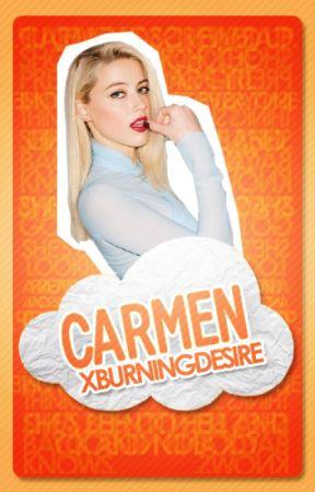 Carmen (coming soon) by xburningdesire