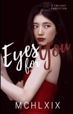 Eyes For You | Paul Lahote by mchlxix