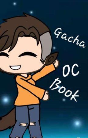 ! Gacha OC Book ! by eg_1223