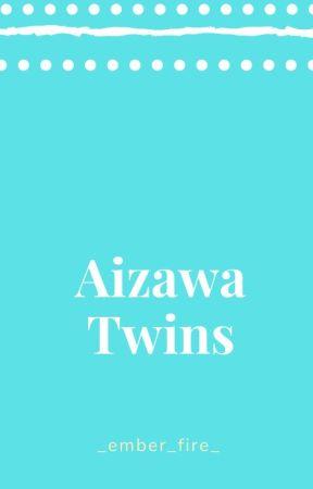 Aizawa Twins by _ember_fire_