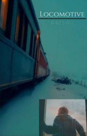 Locomotive 🚉 BTS AU   Park Jimin by ModronBearerOfLight