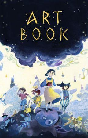 ART BOOK by Lilyflower_00