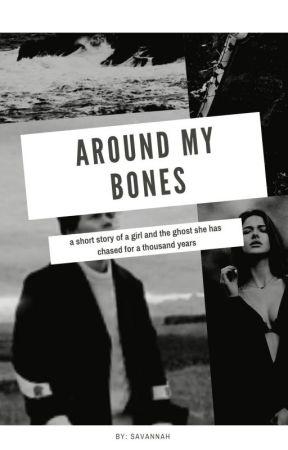 around my bones {h.s. au} by sav-writes1