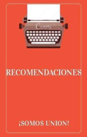 Recomendaciones Adam (ABIERTO) by Equipo_Adam