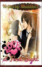 LOVE AT FIRST SIGHT: by mhaldita78