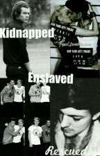 Kidnapped, Enslaved & Rescued || l.s by raysofthewaves