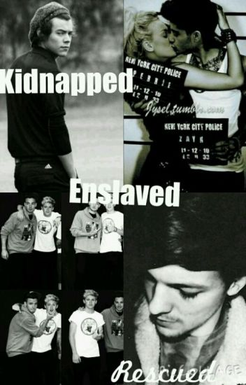 Kidnapped and Enslaved - Larry Stylinson