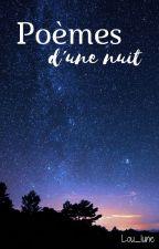 Poèmes d'une nuit by Lou-lune