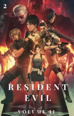 Resident Evil: Volume II  by _S-T-A-R-S_