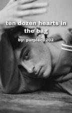 ten dozen hearts in the bag  by Purplecil202