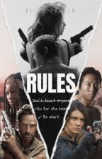 Rules | Daryl Dixon by lauxenwriting