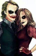 Joker und Harley by writergirl333