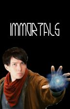 Immortals ~ Phan (ON HAITUS) by orphaned
