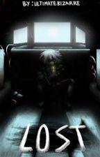 Lost (Drv3) (Yandere! K1-b0 x Reader) by Ultimatebizarre