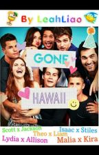Gone Hawaii • Teen Wolf Ships by LeahLiao