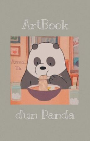 ArtBook d'un Panda by Asma_Tic