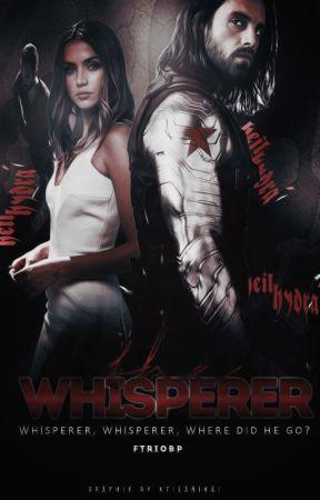 the whisperer━━ ᵇ. ᵇᵃʳⁿᵉˢ¹ by ftriobp