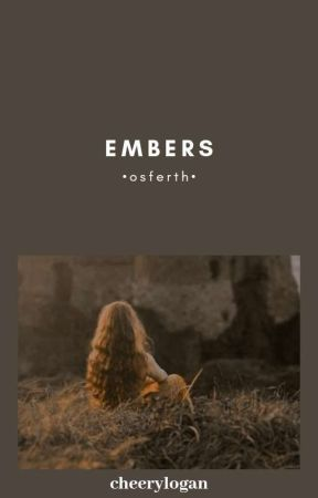 Embers ↦ Osferth | The Last Kingdom by cheerylogan